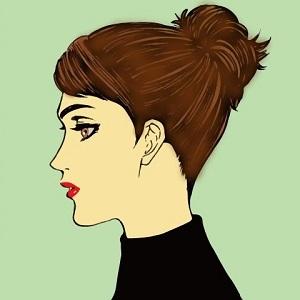 ウォームオータムに似合う髪色