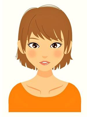 ウォームスプリング髪色イメージ