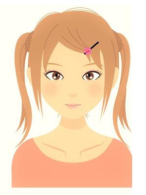 ライトスプリング髪色イメージ