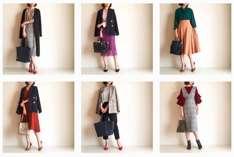 olファッションブログ