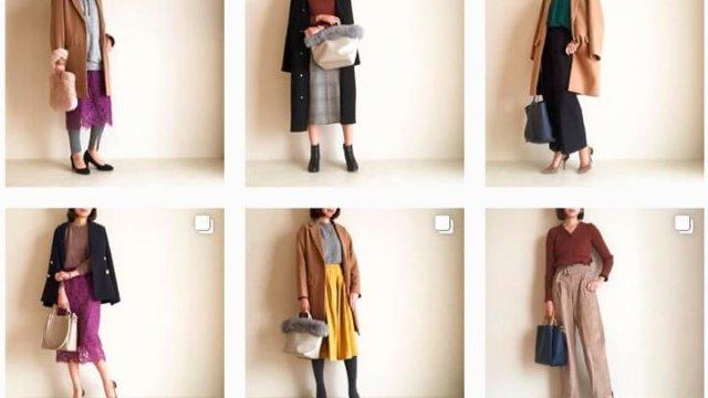 olファッションブログ201803