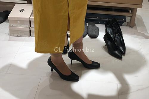 伊勢丹靴セミオーダー