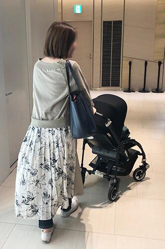 子育てママファッション