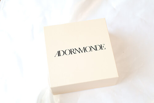 Adornmondeレビュー